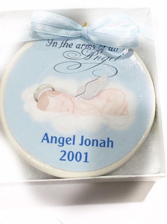 Miscarriage Ornament Angel in Heaven Infant Loss