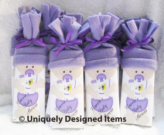 Ready to Pop Baby Shower Favors, Lavender Baby Shower Favors, Baby Shower Decor Favors,