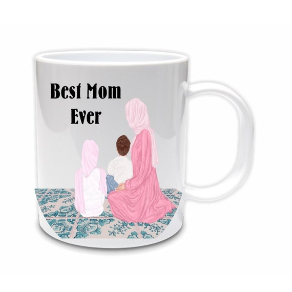 Ramadan Gift for Mom, Islam Coffee Mug, Eid