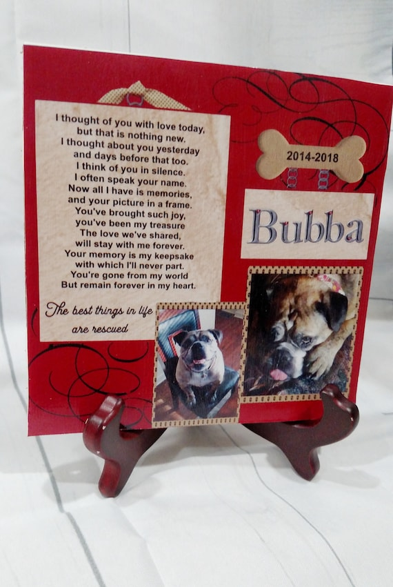 Pet Memorial Custom Pet Portrait Cat Memorial Memorial Memorial Gift