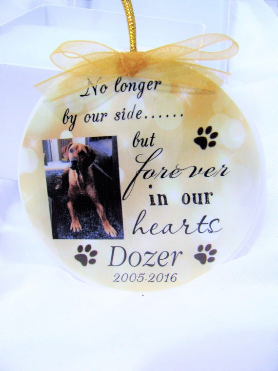 Pet Memorial Pet Ornament Pet Ornament Christmas Ornament Personalized Memorial