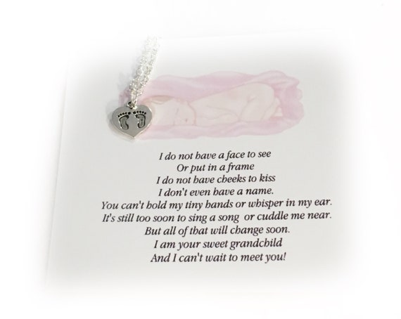 Grandmother Mothers Day Gift, New Grandma Gift, Grandma Necklace