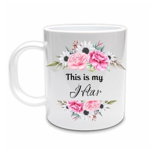 Ramadan Coffee Mug, Iftar, Eid, Ramadan, Gift for Wife