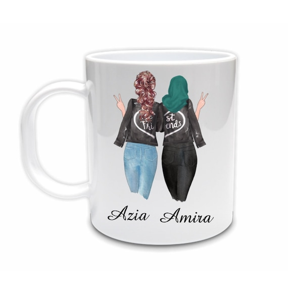Ramadan Gift, Coffee Mug, Eid Gift, Gift for Girlfriend