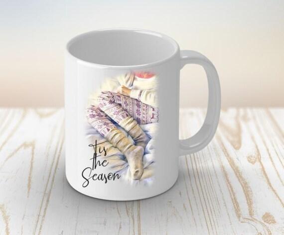 Christmas Coffee Mug, Christmas Gifts for Friends, Stocking Stuffers