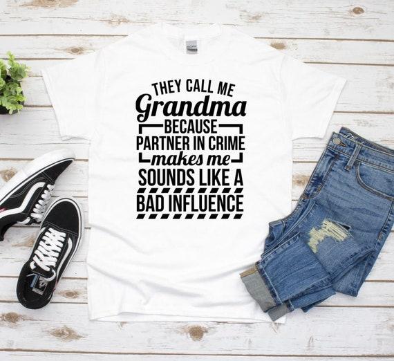 Grandma Shirt, Mother's Day, Gift for Mom