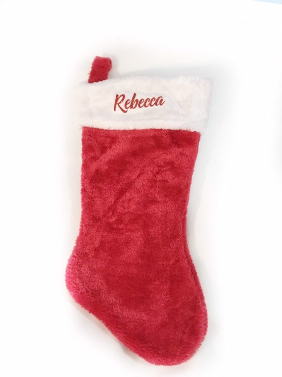 Personalized Christmas stocking, Personalized stockings, Custom Christmas stockings, Pet Stockings