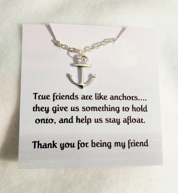 Friendship necklace best friend necklace gift for her jewelry