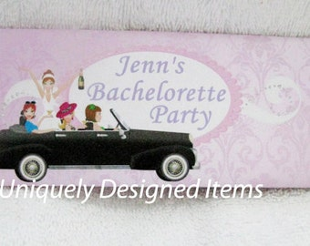 Bachlorette Party Bachlorette Weekend Favors Bachelorette Party Hershey bars