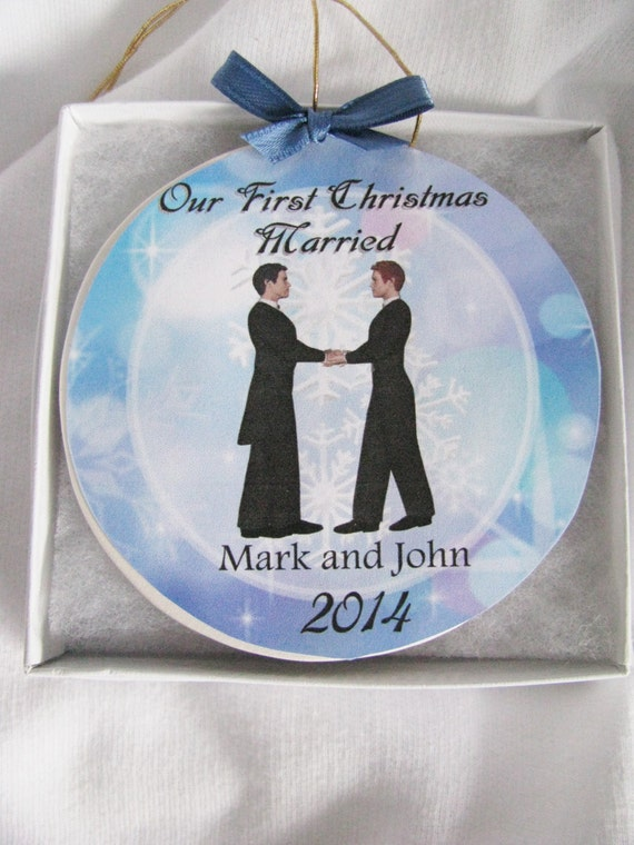 Gay wedding gift - personalized gift - groom and groom - same sex union - unique wedding gifts - gay couples - gay wedding gifts