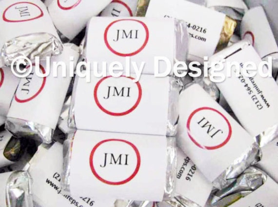 "Promotional Products - Unique Business Cards - Business Card idea - Customized edible ""business cards"" business promotion fun business gift"