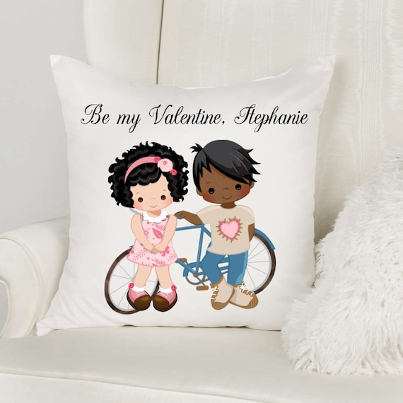 Valentine Gift for Her, Girlfriend Gift, Wife Gift, Interracial Couple