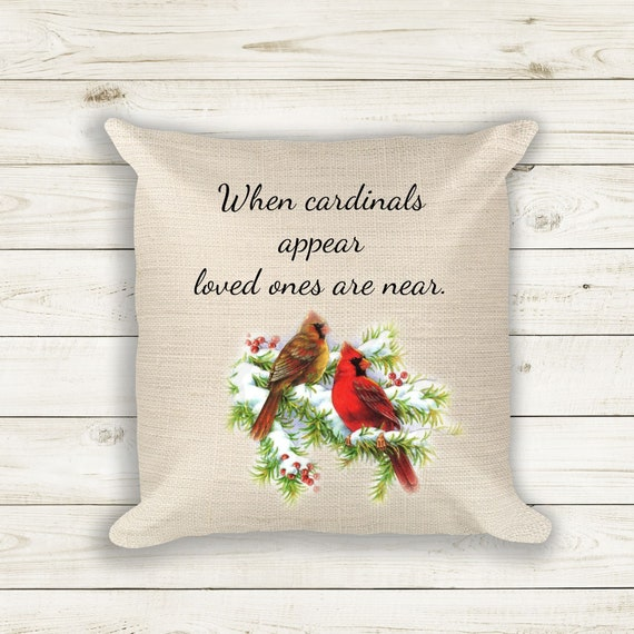 Memorial Gift for Loss of Mother, Throw Pillow, Pillow Cover, Gift for Friend