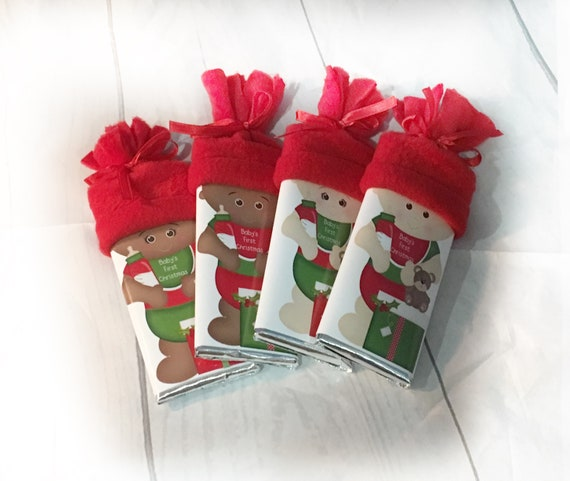 Baby's First Christmas Stocking Stuffer Baby Gift Christmas Gift Gift for Daughter Gift for Son