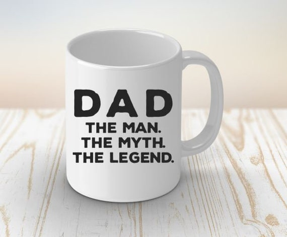 Father's Day Gift From Daughter, Dad Coffee Mug, Step Dad Gift