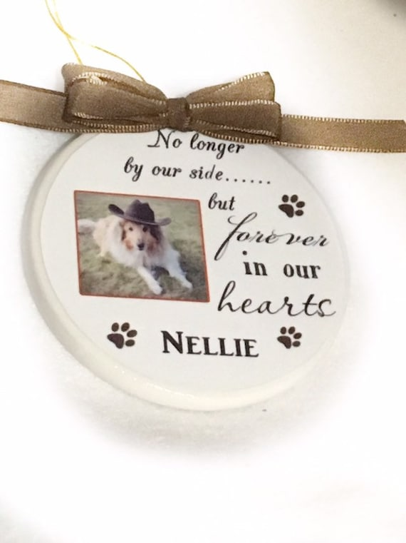 Dog Memorial Pet Loss Gift Pet Remembrance Keepsake