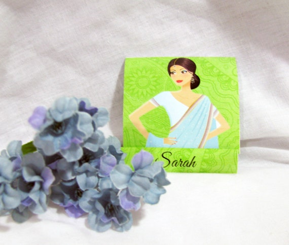 Indian Wedding Favors - Indian Wedding Shower Favors - Indian Wedding Favor mini nail files