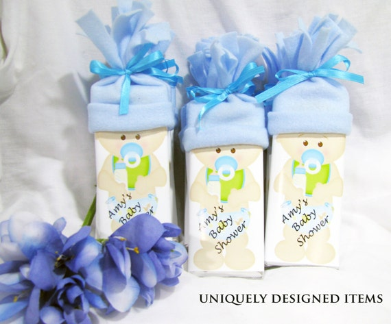 Baby Shower Favor-Party Favor-Personalized Shower Favor - Baby bars-boy or girl! Unique Baby shower favor or Unique Baby Announcement
