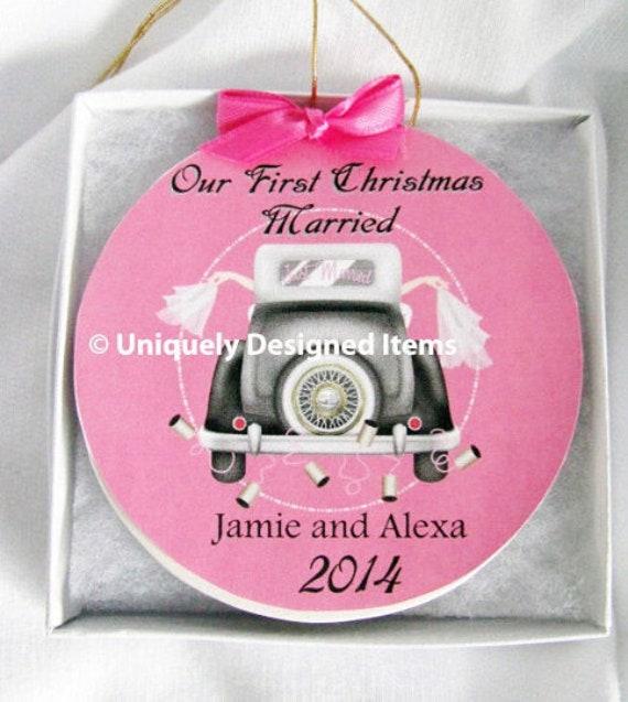 Lesbian Wedding Gift, Wedding, Couple Gift, Daughter Gift