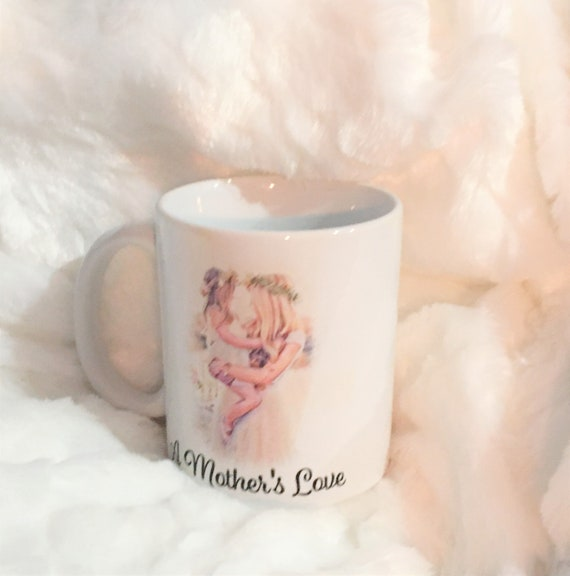 Gift for New Mom, Mom Coffee Mug, Valentine's Day, Mothers Day,  Mom Gift from Daughter, Gift from Mom to Daughter