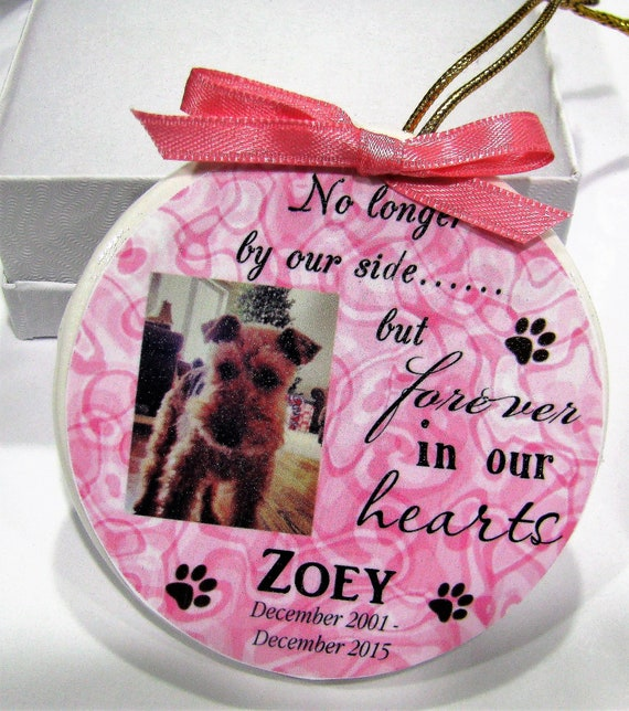 Pet Memorial Gift  Pet Memorial Dog Memorial Pet Loss Pet loss Gift