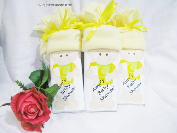Baby Shower -- Baby bars- boy or girl! Unique Baby Announcement Unique baby shower favor