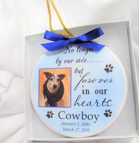 Pet Memorial ornament, Christmas Gift, Family gift, gift for her, gift for him