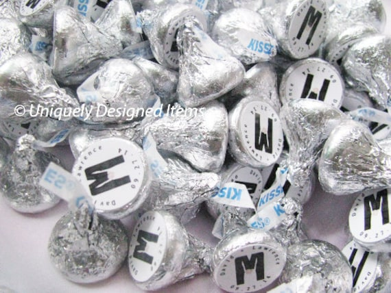 Gay Wedding Favors- Marriage Equality- Party Favors- Wedding Favors - Gay wedding favor- customized Hershey kisses