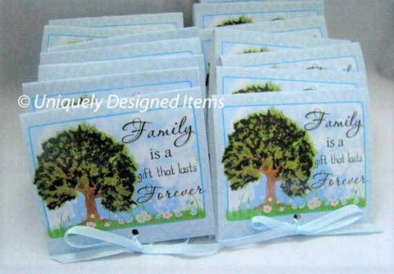 Family Reunion Favors, Family Reunion Ideas, Family Picnic