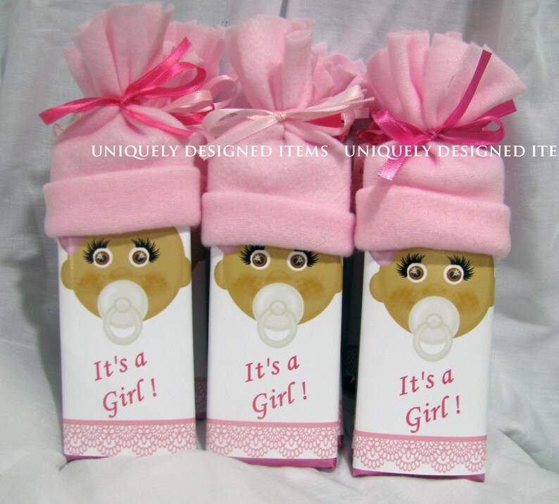 Indian Baby Shower Themed Personalized Favors Edible Etsy
