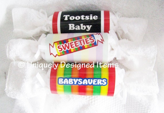 Baby Shower Diaper Gift for New Moms