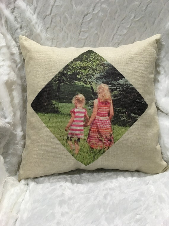 Personalized Pillow for Mother's Day, Mom Gift, Wife Gift, Gift for New Mom