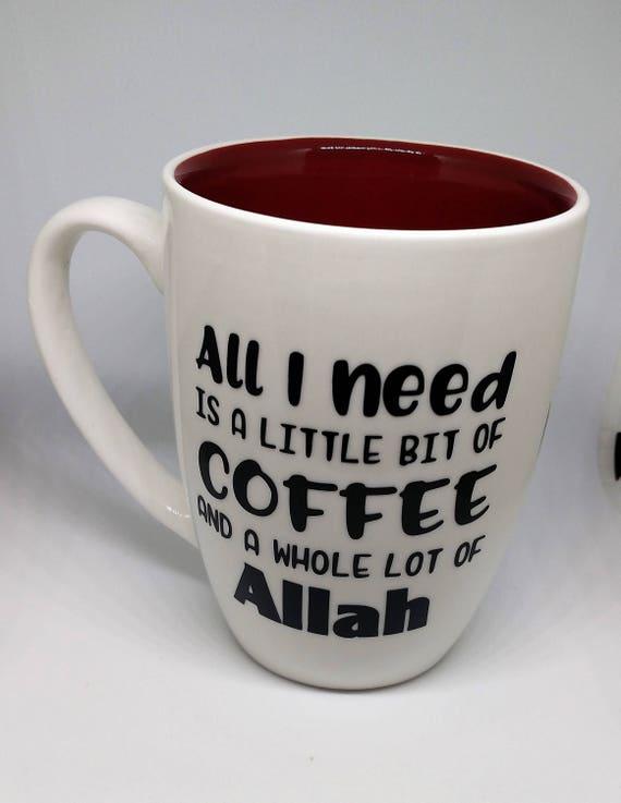 Muslim coffee mug - Muslim Gifts Eid Gift Islamic Gifts Islamic Gift Ramadan Gift