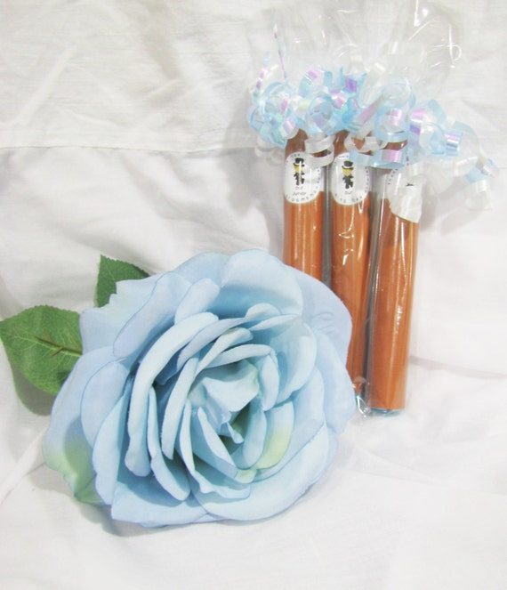 "Ring Bearer Gift - Ring Bearer -  Junior Groomsman - Personalized Ring Bearer Gift  candy ""cigars"" also great for baby announcements!"