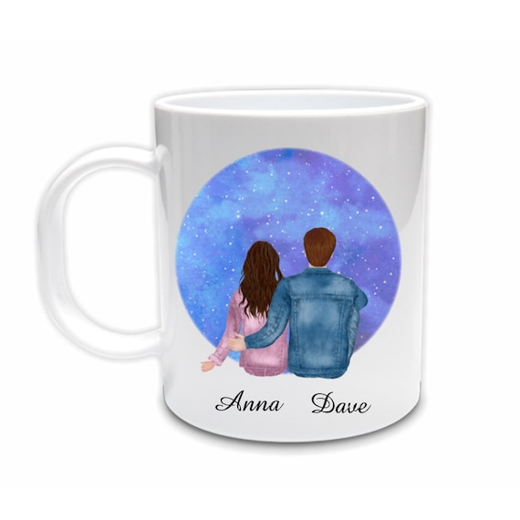 Personalized Mug, Birthday, Girlfriend Gift