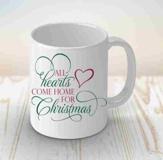 Christmas Coffee Mug Holiday Mug Christmas Mugs Christmas Decorations