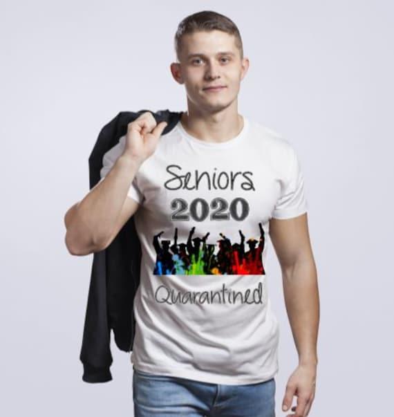 Graduation t-shirt class of 2020, Graduation Gift for Her