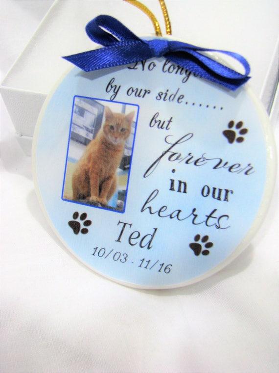 Pet memorial memorial ornament  pet memorial gifts dog memorial gift