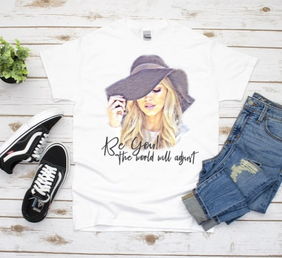 Inspirational Graphic Tee Gift for Her, Birthday Gift, Girlfriend Gift, Friend Gift
