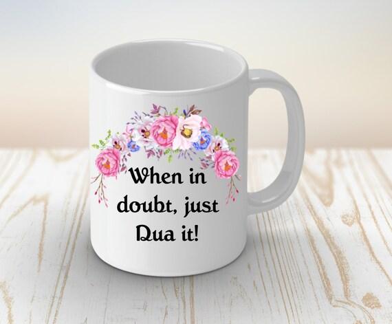Eid Gift, 11 oz Ceramic Coffee Mug, Ramadan, Friend Gift