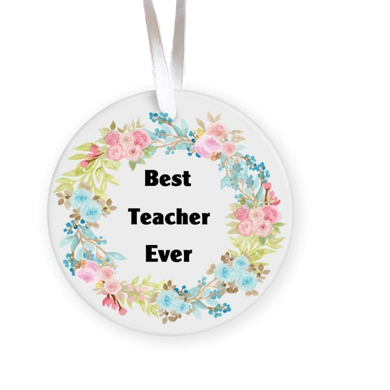 Daycare Teacher Gift, Christmas Ornament, Christmas, Teacher Gift