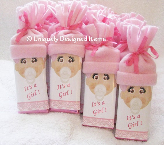 Gender Reveal Party - Gender Reveal Party Favors - Baby Reveal -Baby bars-boy or girl! Unique Baby shower favor or Unique Baby Announcement