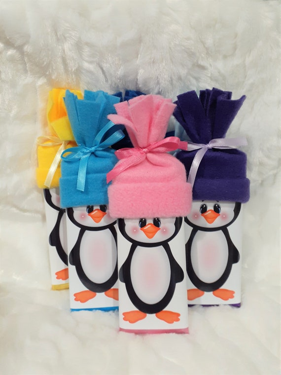 Unique Stocking Stuffers, Stocking Stuffer for Kids, Penguin Gift, Chocolate, Christmas, Gift for Family