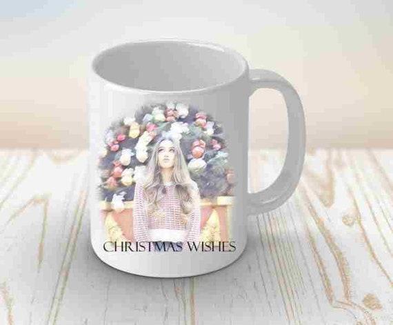 Christmas Mug, Holiday Mug, Christmas Gift ,Gift for her, Hot Cocoa Mug, Tea Mug