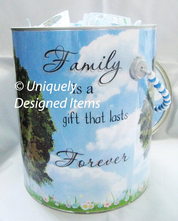 Family Reunion Gifts    --Family Reunion keepsake can