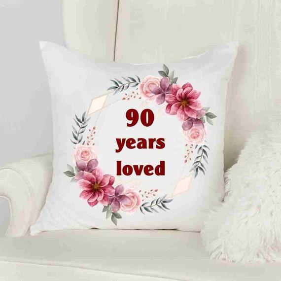 90th Birthday Gift for Women, Birthday, Gift for Mom
