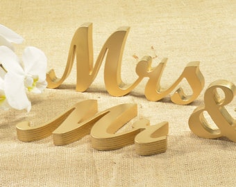 Mr and Mrs CNC  wedding sign cut out wooden letters. Wedding sweetheart table decor. Wooden Signs for wedding. Wedding Wood Signs. Mr and Mr
