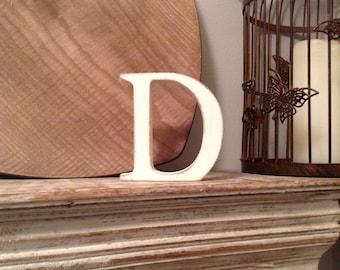 Letters A - E