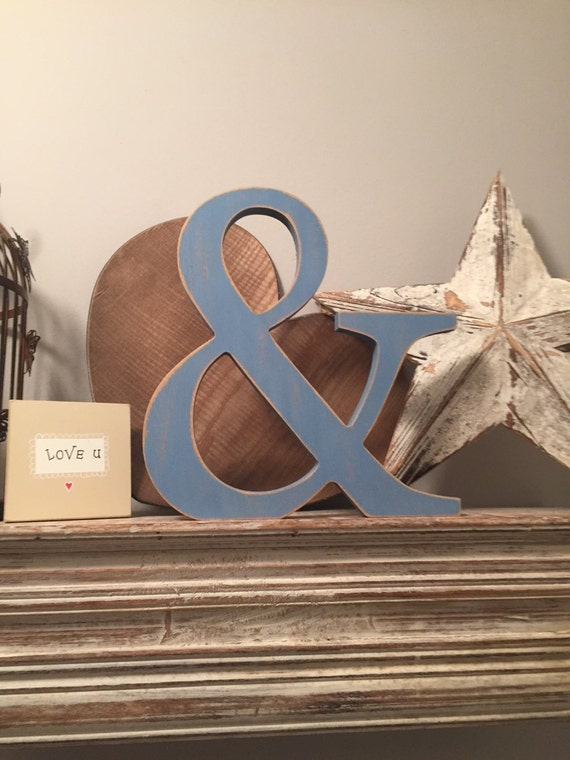 PAINTING AVAILABLE Wooden letters-MDF Hand made-5 sizes-Georgia x