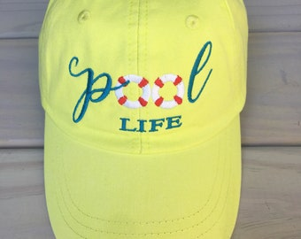 f453bac1936 Grami Life Cute Script Font Embroidered Baseball Cap gift